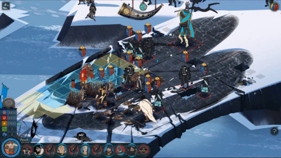 The Banner Saga 2 ? #44 – Blindling austricksen!