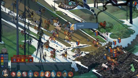 The Banner Saga 2 🚩 #46 – Eine ganze Herde!