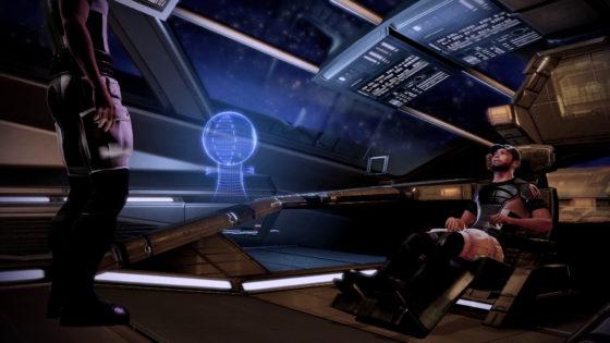 Mass Effect 2 ? #006 – Kelly und EDI!