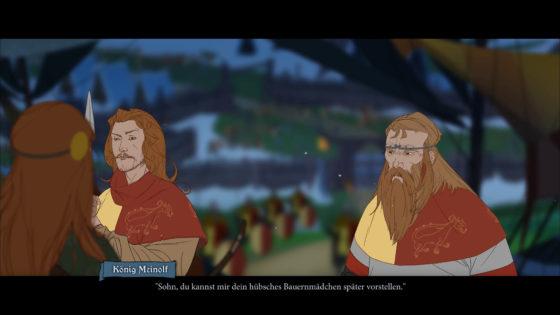 The Banner Saga 2 🚩 #49 – Der König!