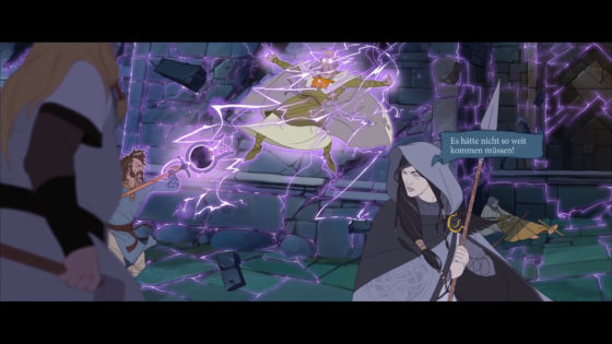 The Banner Saga 2 🚩 #52 – Showdown in Mannaharr!