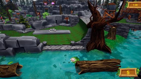 Golf it! 🏌🏼 #06 – Alles bewegt sich!