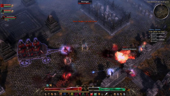Grim Dawn ? #48 – Die Nekropolis öffnen!