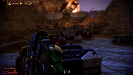 Mass Effect 2 ? #034 – Sandsturm bei Corsica!