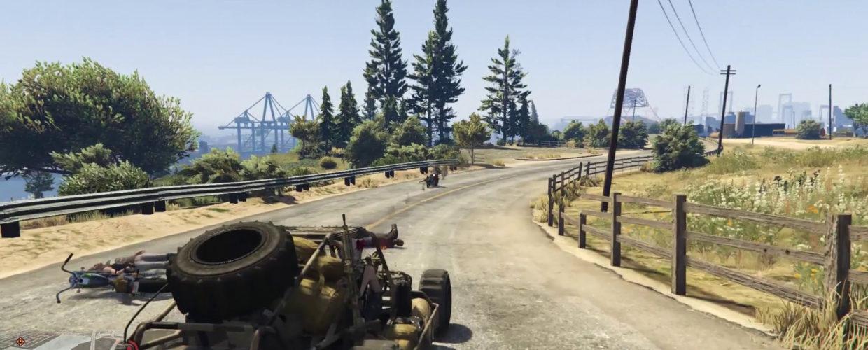 GTA V Online 🏎 #258 – Waffen mit Soße!