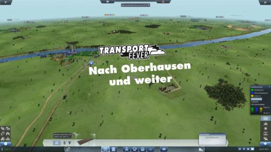 Transport Fever Ruhrgebiet – #5 – Nach Oberhausen und weiter