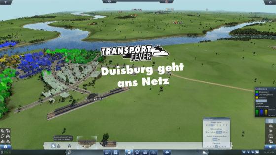 Transport Fever Ruhrgebiet – #6 – Duisburg geht ans Netz