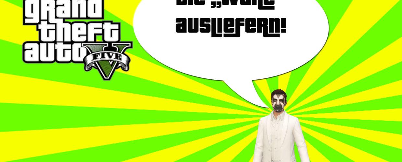 """GTA V (Grand Theft Auto) – #254 – Die """"Ware"""" ausliefern!"""