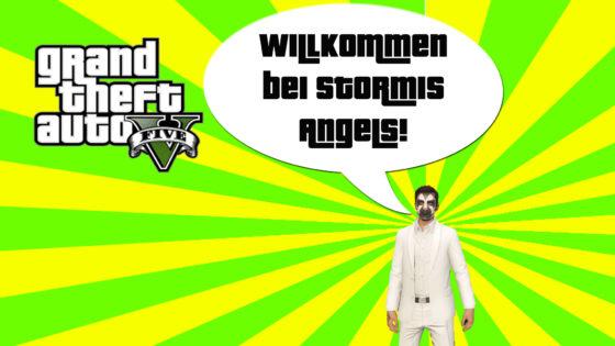 GTA V (Grand Theft Auto) – #257 – Willkommen bei Stormis Angels!