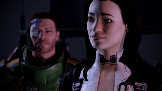 Mass Effect 2 🚀 #073 – Gefühle bei Miranda!