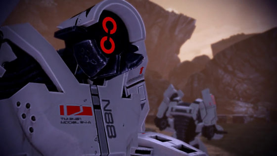 Mass Effect 2 ? #085 – Zeit sind Kisten!