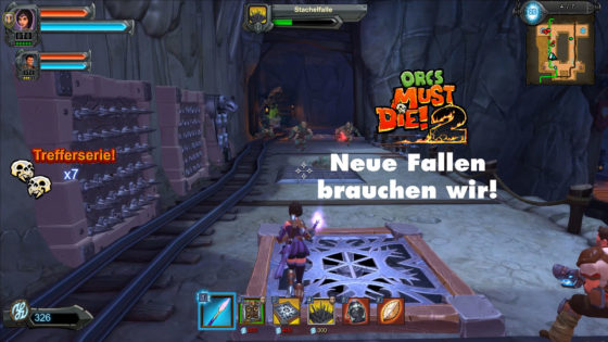 Orcs Must Die 2 – #2 – Neue Fallen brauchen wir