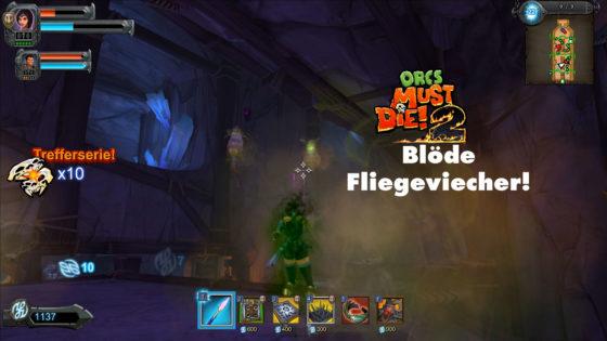Orcs Must Die 2 – #4 – Blöde Fliegeviecher