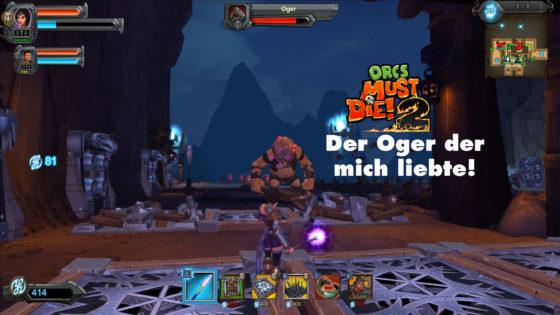 Orcs Must Die 2 – #5 – Der Oger der mich liebte!