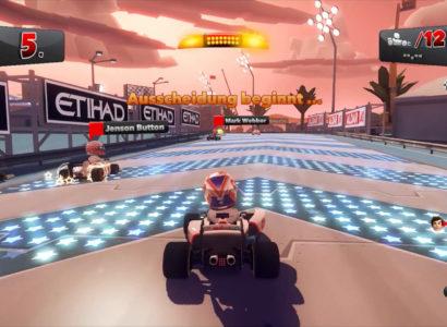 F1 Race Stars 🏎 #08 – Ausscheiden tut weh!