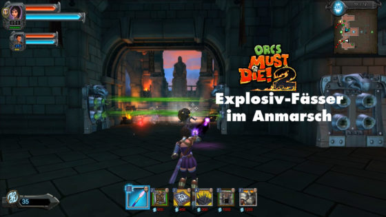 Orcs Must Die 2 – #10 – Explosiv-Fässer im Anmarsch