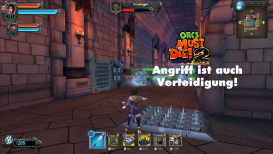 Orcs Must Die 2 – #14 – Angriff ist auch Verteidigung!