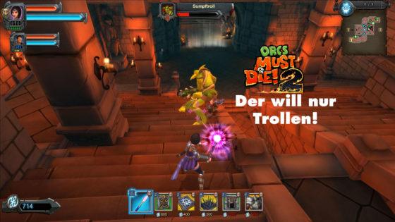 Orcs Must Die 2 – #15 – Der will nur Trollen!