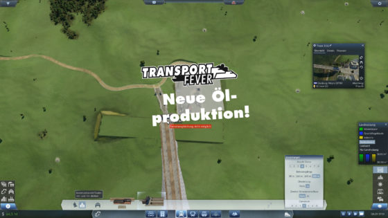 Transport Fever Ruhrgebiet – #17 – Neue Öl-Produktion