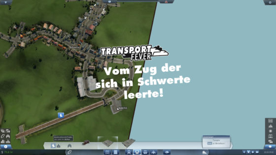 Transport Fever Ruhrgebiet – #18 – Vom Zug der sich in Schwerte leerte!