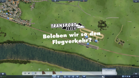 Transport Fever Ruhrgebiet – #26 – Beleben wir so den Flugverkehr?