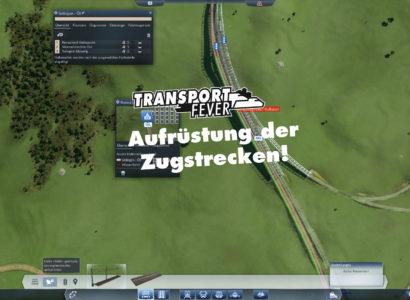 Transport Fever Ruhrgebiet – #29 – Aufrüstung der Zugstrecken!