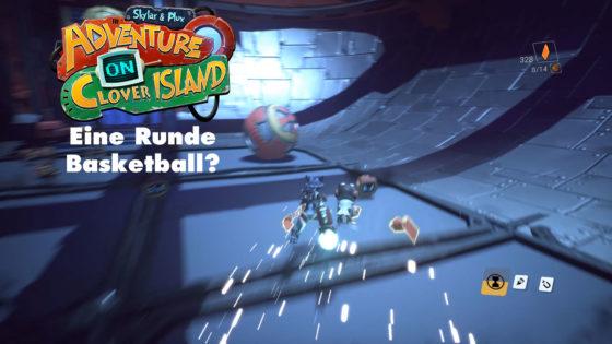 Skylar & Plux – #07 – Eine Runde Basketball?