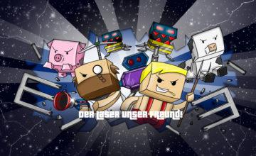 Space Farmers – #6 – Der Laser! Unser Freund
