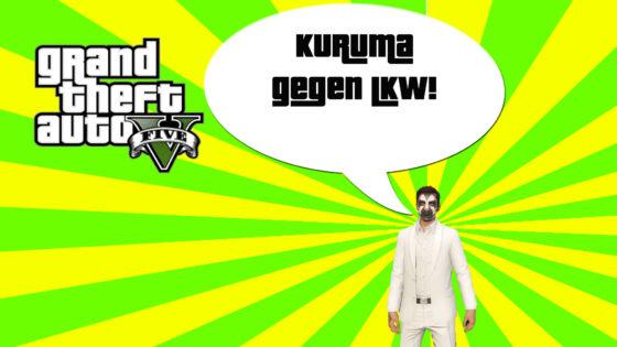GTA V (Grand Theft Auto) – #266 – Kuruma gegen LKW