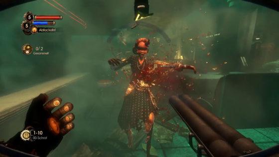 Bioshock 2 Remastered 🔫 #08 – Schrot tut gut!