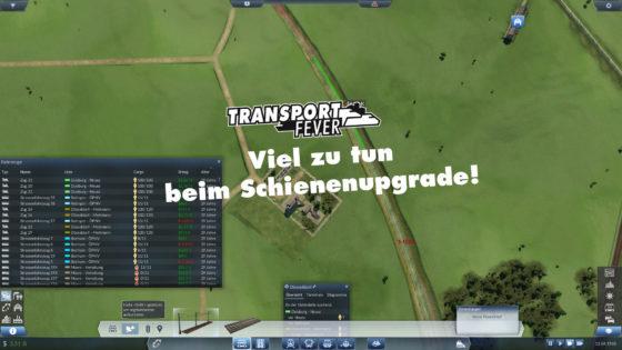 Transport Fever Ruhrgebiet – #34 – Viel zu tun beim Schienenupgrade!