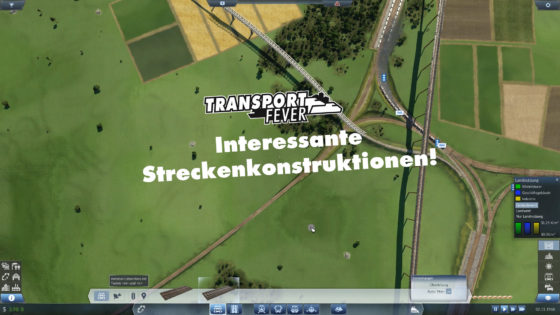 Transport Fever Ruhrgebiet – #35 – Interessante Streckenkonstruktionen