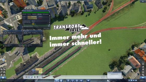 Transport Fever Ruhrgebiet – #36 – Immer mehr und immer schneller!