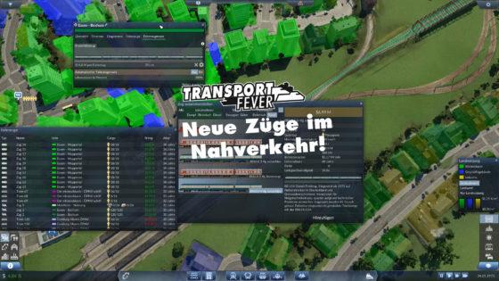 Transport Fever Ruhrgebiet – #37 – Neue Züge im Nahverkehr