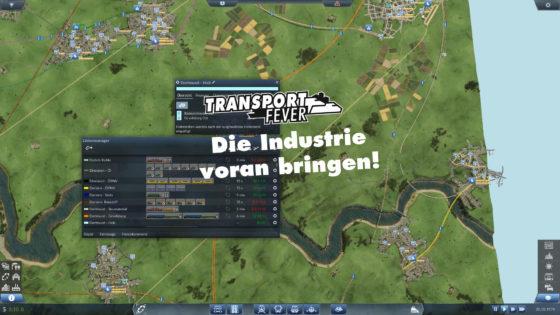 Transport Fever Ruhrgebiet – #38 – Die Industrie voran bringen!