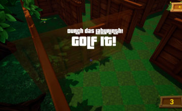Golf It! – #11 – Durch das Labyrinth!