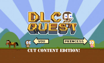 DLC Quest – #3 – Cut Content Edition!