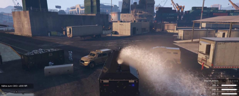 GTA V Online 🏎 #289 – Ins Gesicht gespritzt!