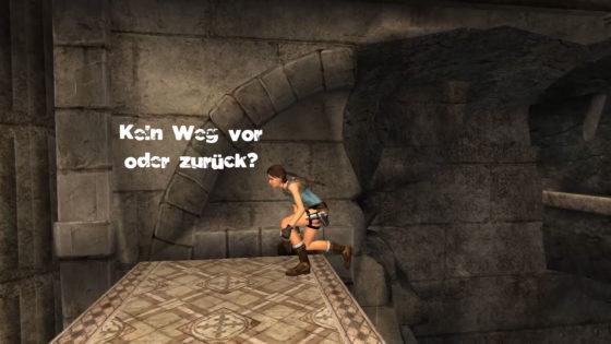 Tomb Raider Anniversary- #11 – Kein Weg vor oder zurück?
