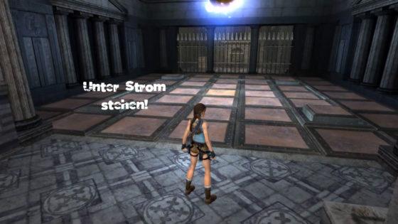 Tomb Raider Anniversary- #12 – Unter Strom stehen!
