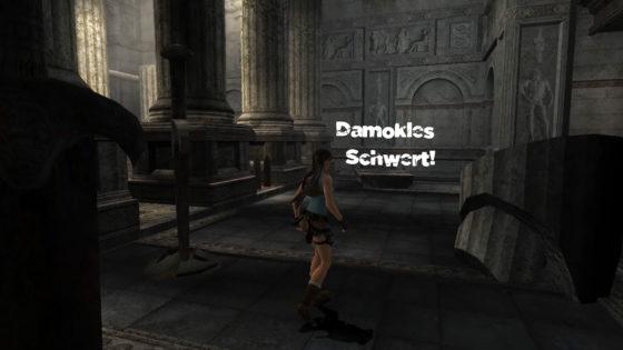 Tomb Raider Anniversary- #18 – Damokles Schwert!