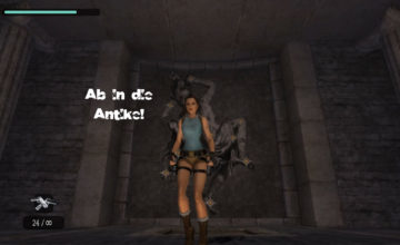Tomb Raider Anniversary- #9 – Ab in die Antike!