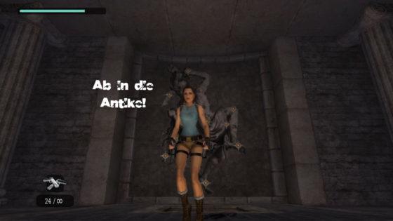 Tomb Raider Anniversary- #9 – Ab in die Antike!
