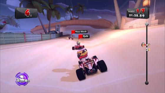 F1 Race Stars ? #13 – Die Wüste von Abu Dhabi!