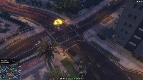 GTA V Online 🏎 #300 – Mit Raketen auf Spatzen…!