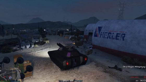 GTA V Online 🏎 #303 – Einen Hightech-Panzer bitte!