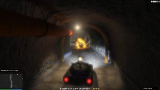 GTA V Online 🏎 #306 – Ab in den Tunnel – Finale 1/2!