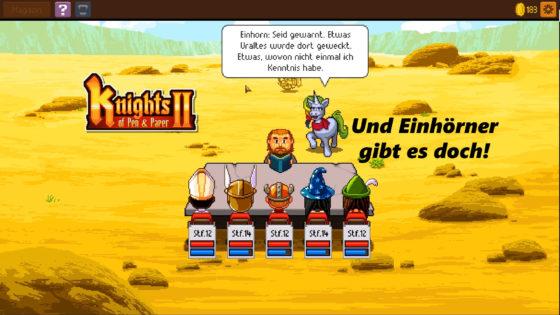 Knights of Pen and Paper 2 – #10 – Und Einhörner gibt es doch!