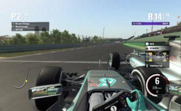 F1 2015 🏎 #01 – Ich bin links!
