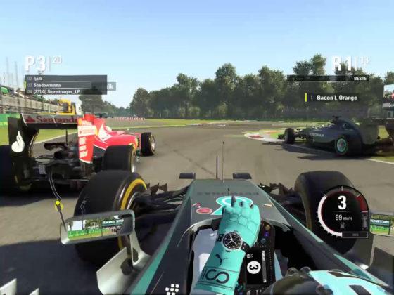 F1 2015 🏎 #02 – Die Schikane!